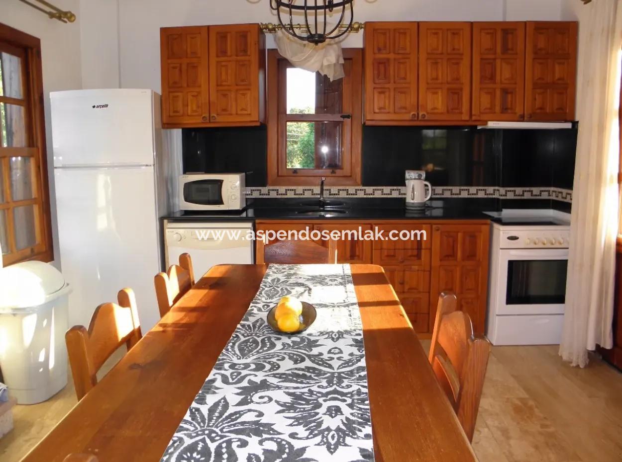 846M2 Grundstück Mit Blick Auf Die Königlichen Gräber In Dalyan Villa Zum Verkauf In Dalyan Villa Zum Verkauf In Marasch
