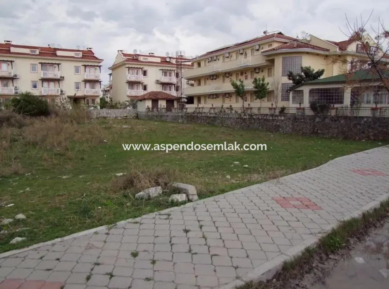 Tourismus Tourismus -, Land Zum Verkauf In Fethiye Marmaris Fethiye Grundstück Zu Verkaufen Das Grundstück Befindet Sich In Der Nähe Des Meeres Schnäppchen