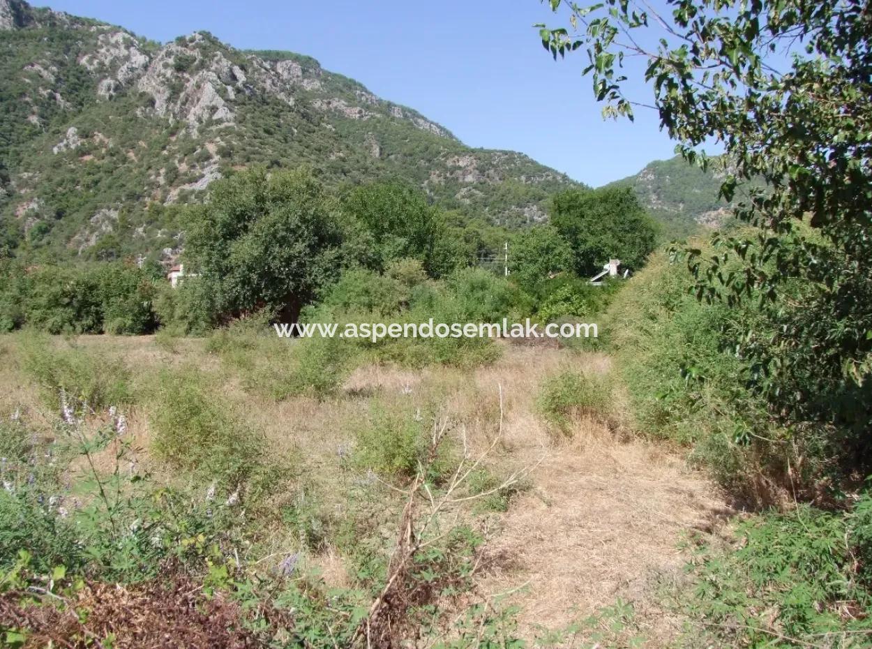 930M2 Grundstück Zum Verkauf In Plot Zum Verkauf In Mergenli Ortaca Mergenli
