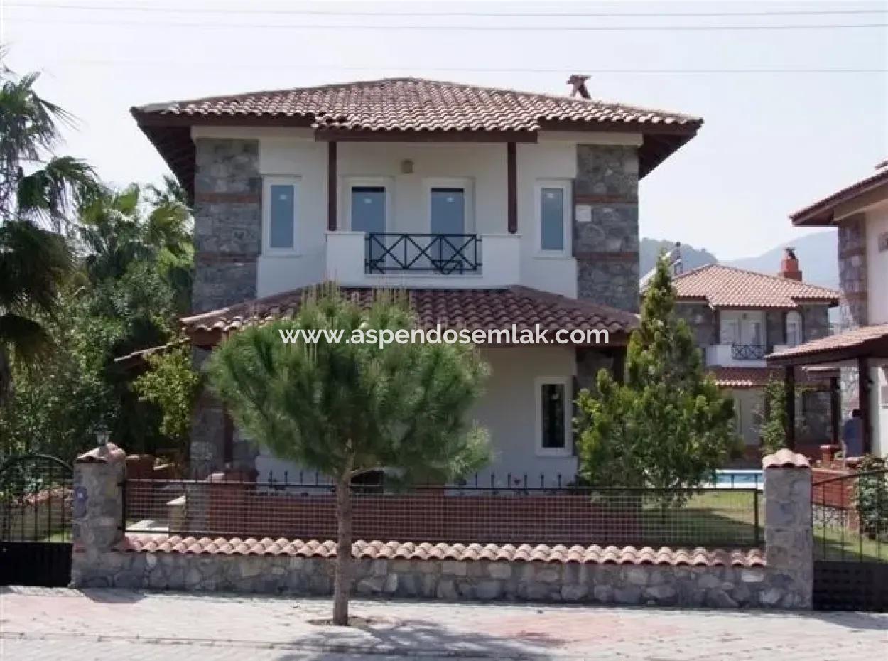 Zum Verkauf Schnäppchen In Dalyan Atatürk In Der Nachbarschaft Von 1-Standort Innerhalb Der 3-Villa Zum Verkauf Auf Der Website