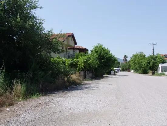 Gurpinar In Dalyan Zum Verkauf In Dalyan Grundstück Zum Verkauf, Grundstück Zu Verkaufen In Köşebaşı 993M2 0 60