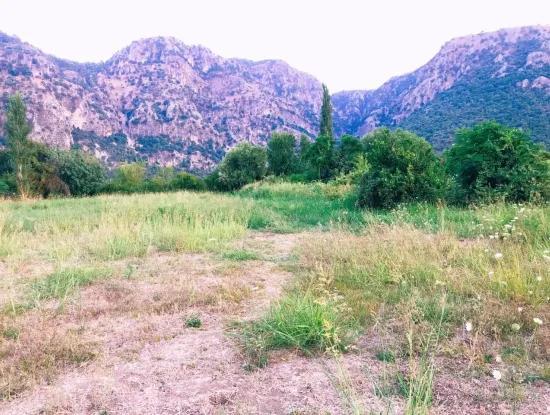 Archer In Die Bogenschützen Grundstück Zum Verkauf Zum Verkauf In Marmarli 1,500M2 Grundstück Zum Verkauf