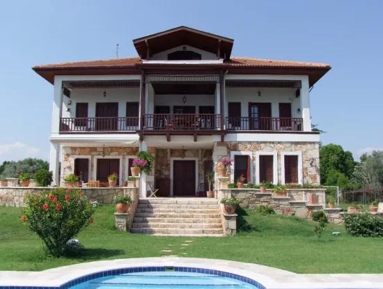 Immobilien Zum Verkauf, Dalyan 12,338M2 Grundstück Luxus-Villa Zum Verkauf In