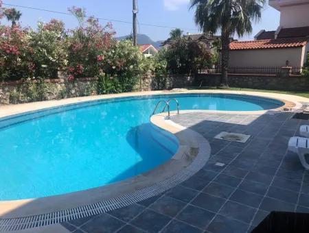Gulpinar Viertel Von Dalyan Dalyan Villa Zum Verkauf In, Für Den Verkauf Zurück Nach Hause In Den Schnäppchen