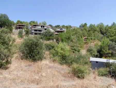 Grundstücke Zum Verkauf Mit Meerblick Zum Verkauf In Gokbel Gokbel Oriya 998M2