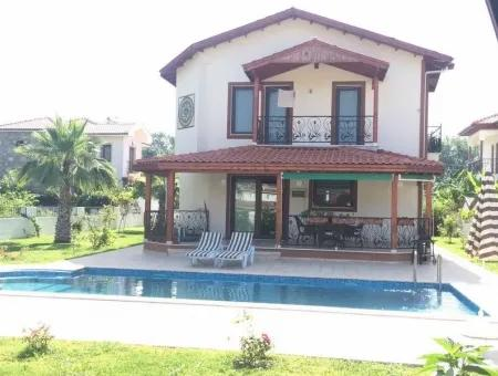 Dalyan Villa, Villa Vermietung 625M2 Grundstück Innerhalb 4 1