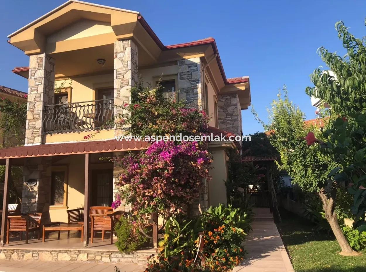 Villas For Sale Dalyan Dalyan Villas For Sale Luxury 3 In 1 Heart