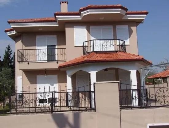 Maras In Dalyan Dalyan Villa For Sale Villa For Sale In Plot Of 500M2 With Mahallsenid