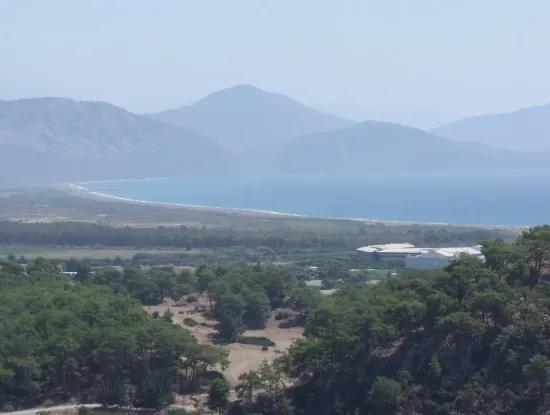 For Sale Land Also With Full Sea View For Sale In Sarigerme Land For Sale