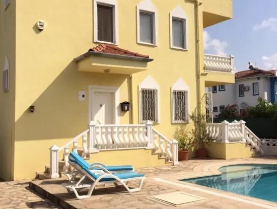 Villa For Sale In Dalaman Karacali Villa For Sale In