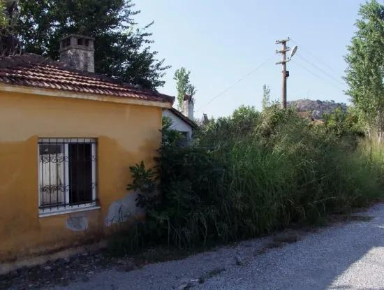 1140M2 Plot For Sale In Dalyan For Sale Dalyan Land At The Corner Of