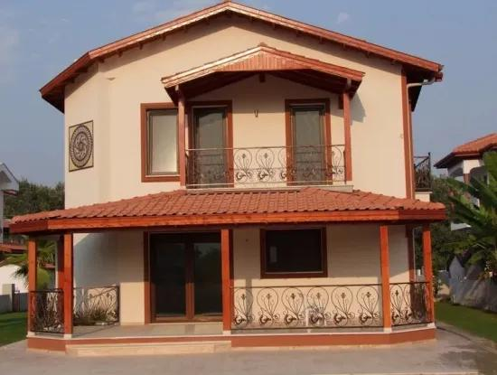 In Dalyan Dalyan Villa For Sale Detached Villa For Sale In 625 M2 Plot In 4 1