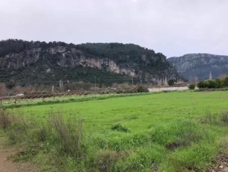540M2 Land For Sale In Okçular