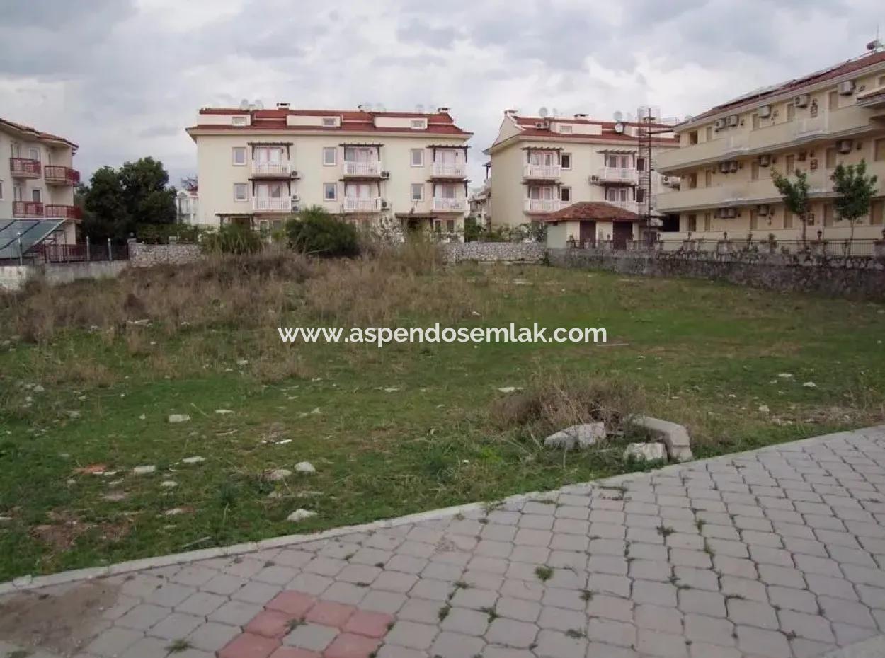 Fethiye Satılık Turizm Arsa Fethiye Çalışda Satılık Turizm Arsa Denize Yakın Kelepir Satılık Arsa