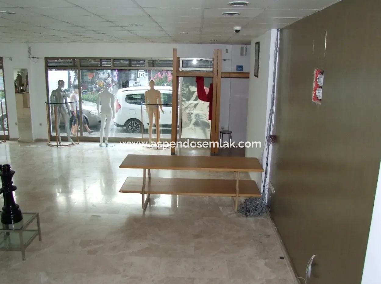Dalyan Satılık Dükkan Dalyan Merkezde Satılık 450M2 Satılık Dükka