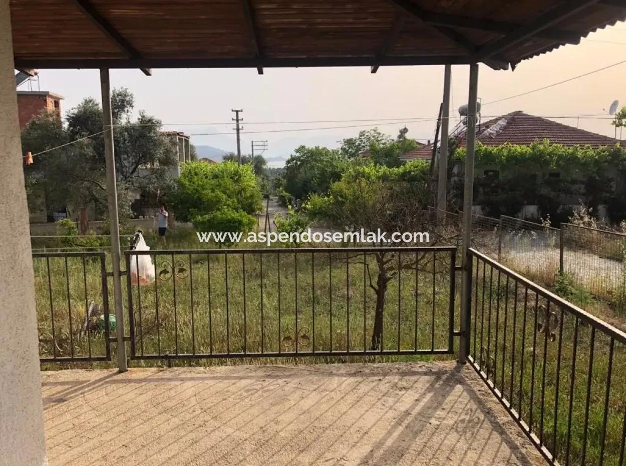 Köyceğiz Zeytinalanı'Nda 903M2 2+1 Köy Evi Satılıktır.