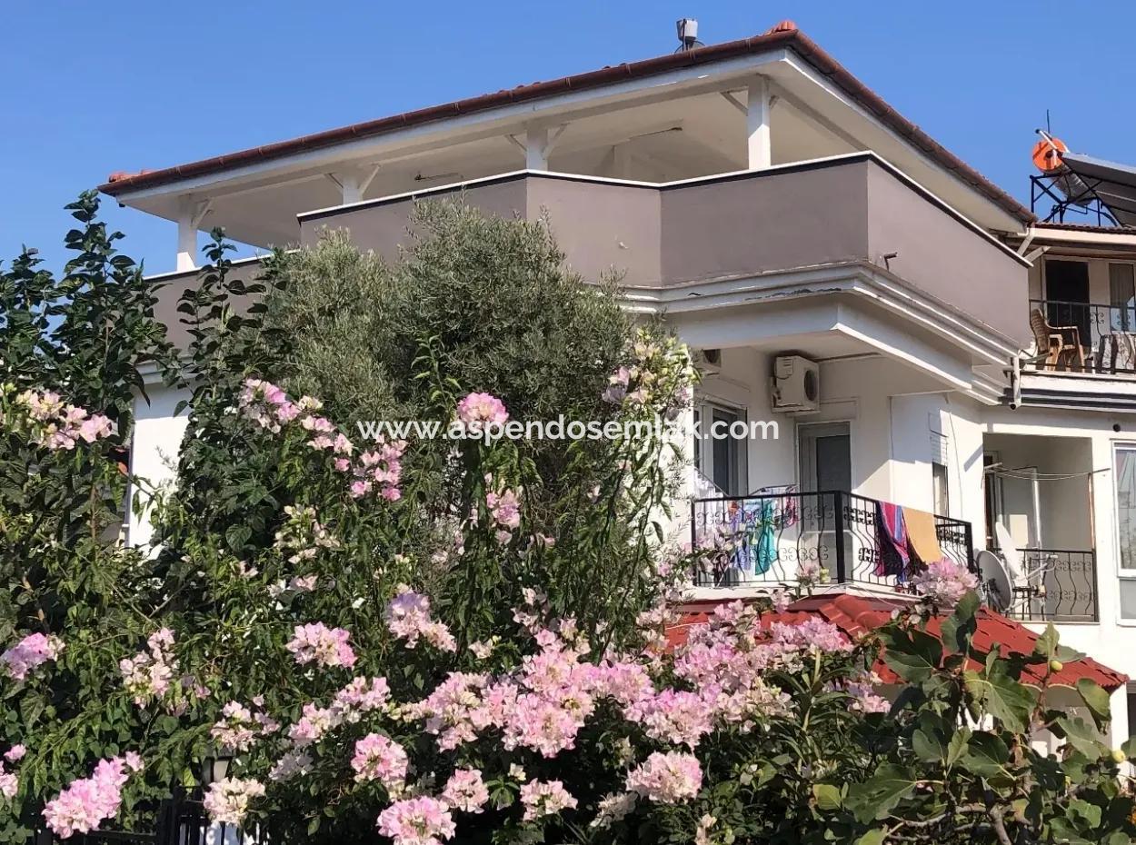 Dalyan'da Satılık Dubleks Villa