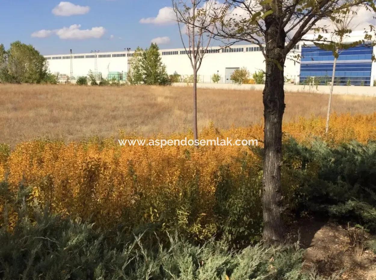Ankara Balıkhisar Da Satılık Arsa Akyurt Balıkhisarda Havaalanın Yolu Üzerinde 7,188M2 Ticari Satılık Arsa