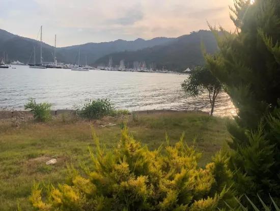 Göcek Satılık Arsa Fethiye Göcek Denize Sıfır Satılık Arsa