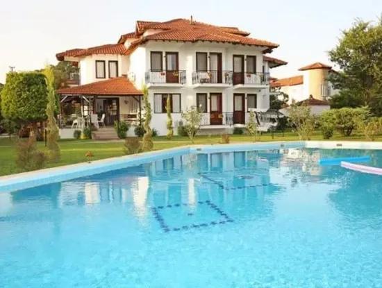 Dalyan Satılık Otel Dalyan Gülpına'da 1,502M2 Arsa İçinde Satılık Butik Otel