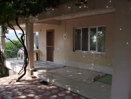 Gürköyde Satılık Müstakil Ev Satılık Dalaman Gürköyde Satılık Köyevi