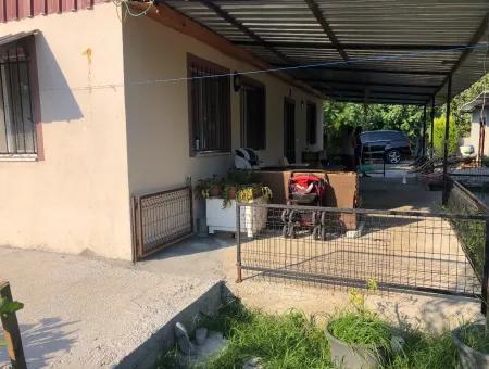 Okçular Satılık Köyevi 752M2 Arsa İçinde Satılık Bungolev