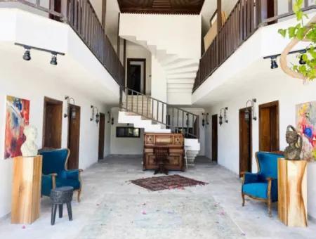 Dalyan'da Satılık Otel