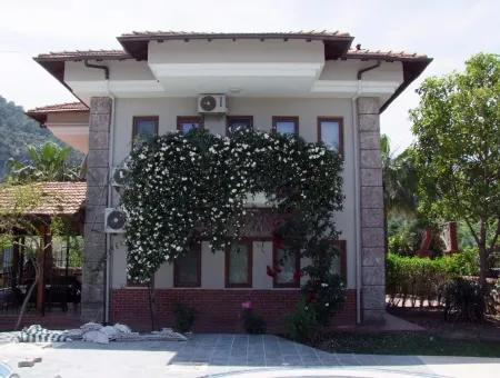 Dalyan Kiralı Villa  Dalyan Gülpınar Kiralık Villa 3+1