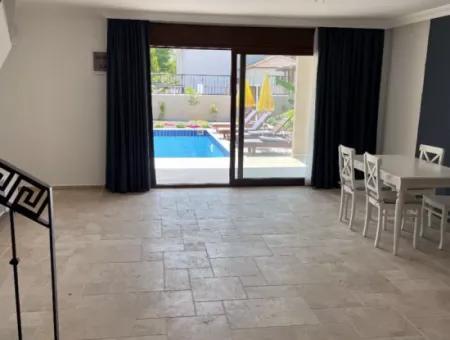 Dalyan Gülpınar'da Satılık 3+1 Villa
