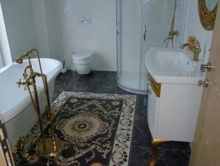 Dalyan Gülpınarda Satılık Lüks Villa Dalyan Gülpınada Merkeze 1098M2 Arsa İçinde Satılık 4+1 Villa