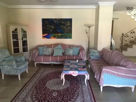 Dalyan Satılık Villa Dalyan 625 M2 Arsa İçinde 4+1 Müstakil Satılık Villa