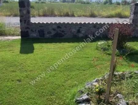 Dalyan'da Site İçerisinde 3+1 Satılık Villa